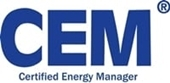 Certified Energy Manager Logo